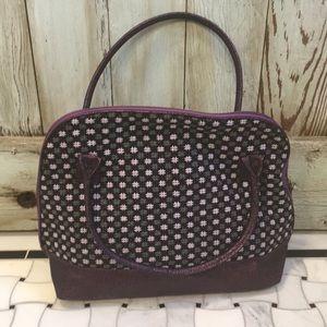 Handbags - Large handbag mixed textures-free with purchase